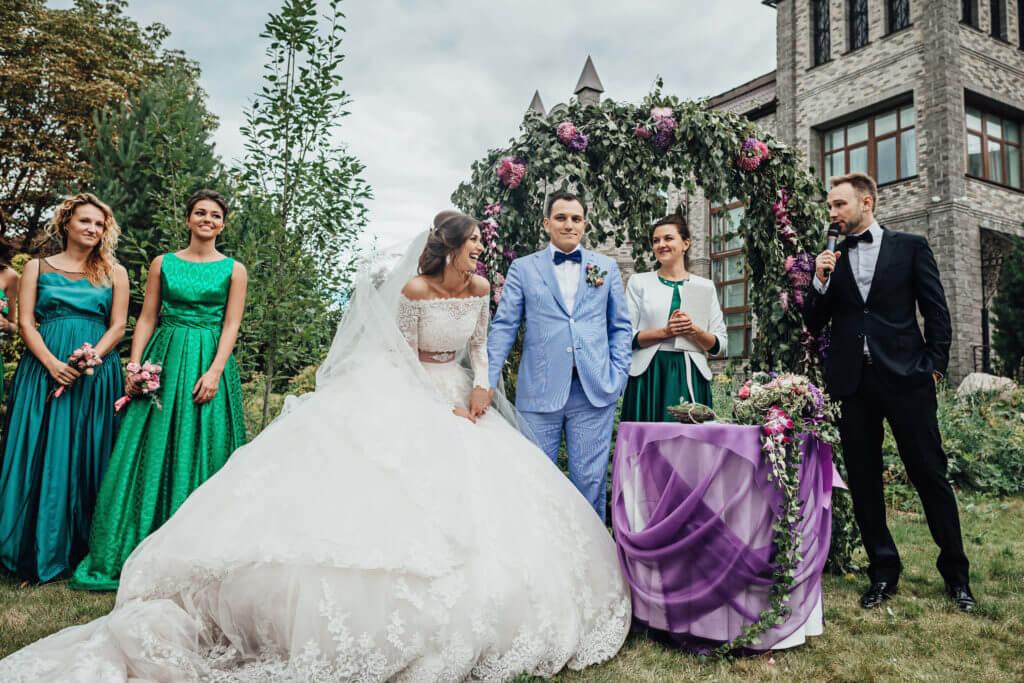 Свадебный ведущий бабаев